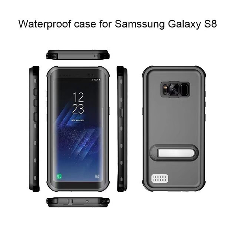 for samsung galaxy s8 s7 edge redpepper waterproof shockproof stand case cover ebay. Black Bedroom Furniture Sets. Home Design Ideas