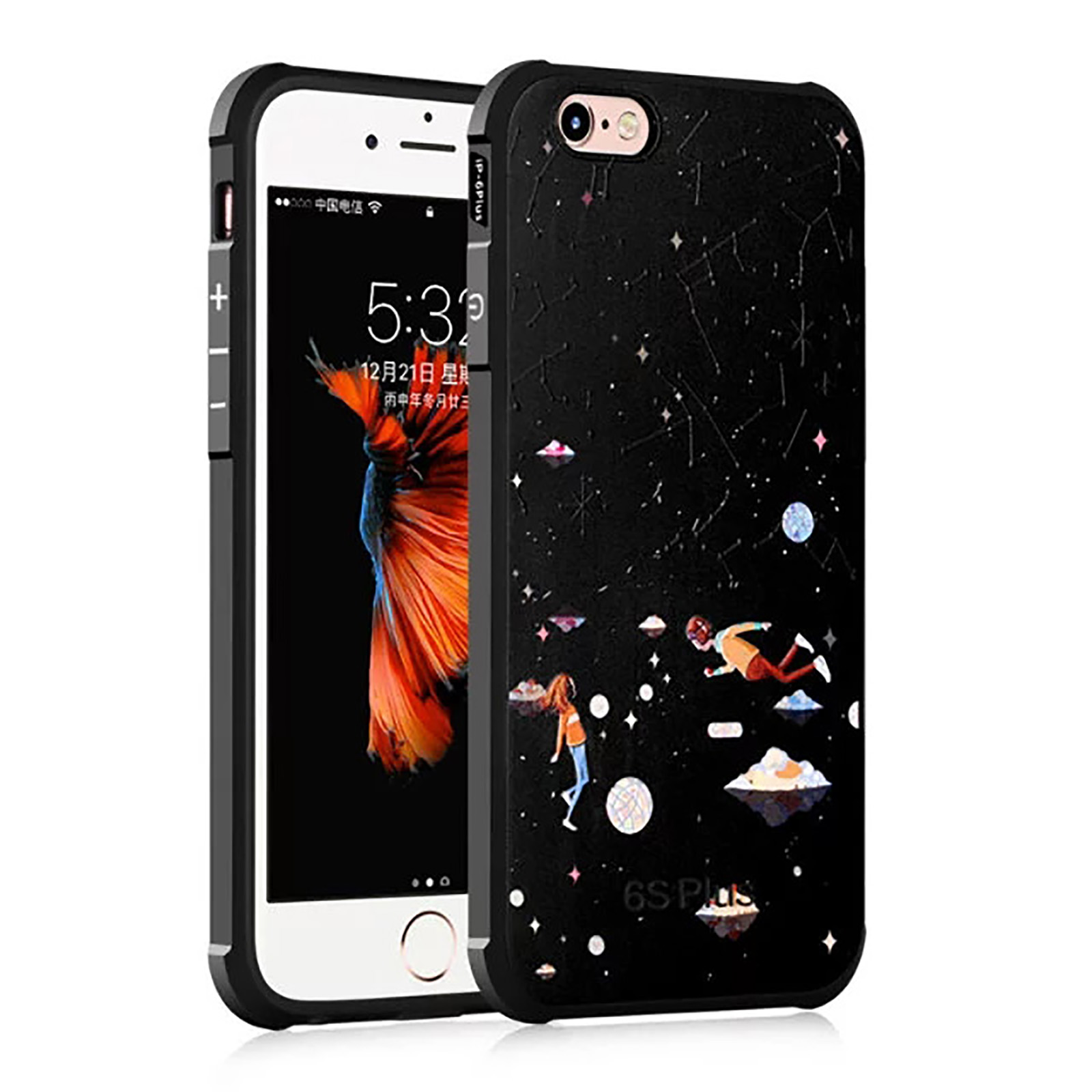 Squishy Case For Iphone 5s : Black Shockproof Thin Silicone Soft TPU Back Case Cover For iPhone 5S 6S 7 Plus eBay