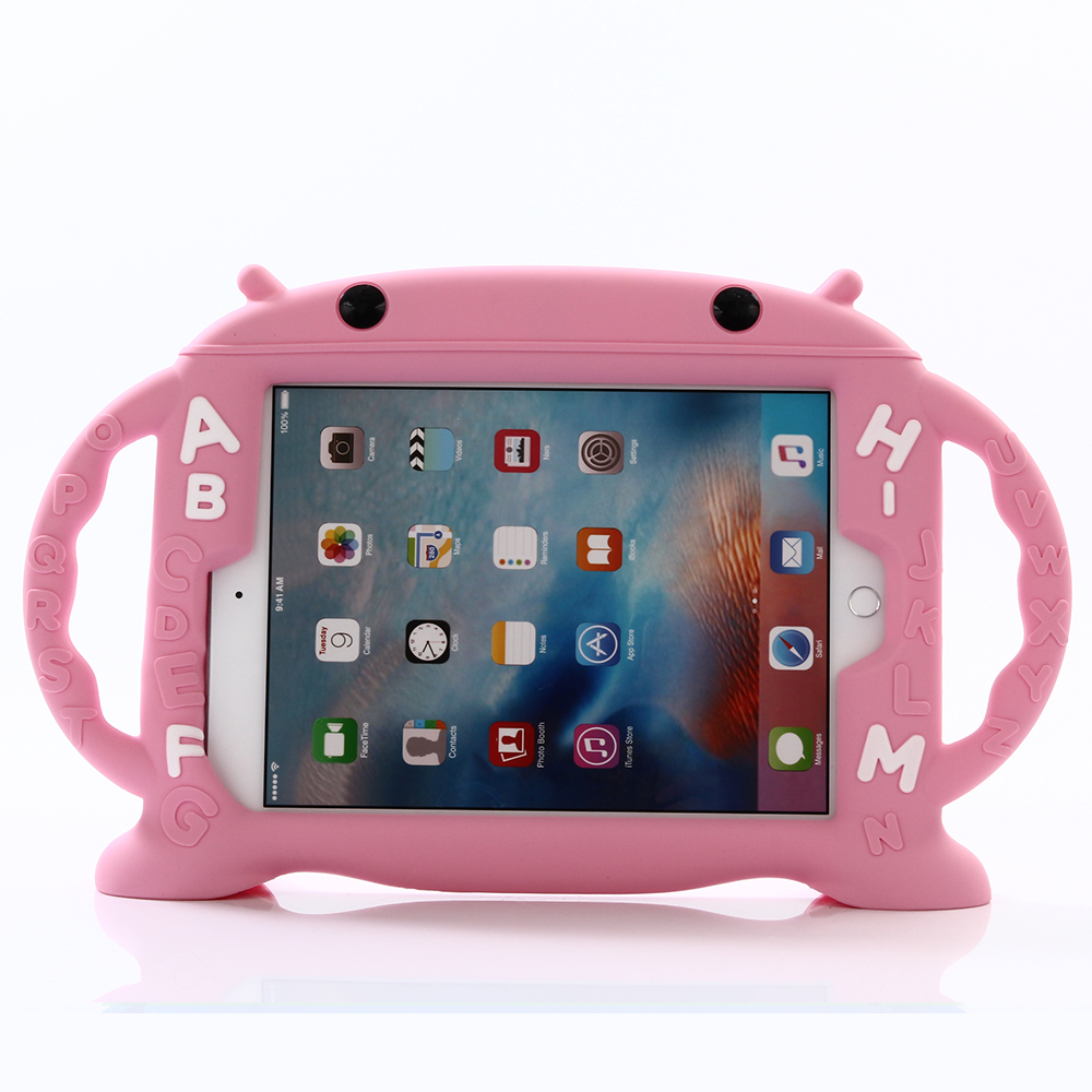 Kids Safe Shock Proof Case Handle Cover Stand For Ipad Min