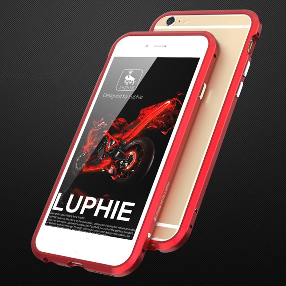 luxury metal bumper aluminum frame protector case cover for iphone 7 6 6s plus ebay. Black Bedroom Furniture Sets. Home Design Ideas