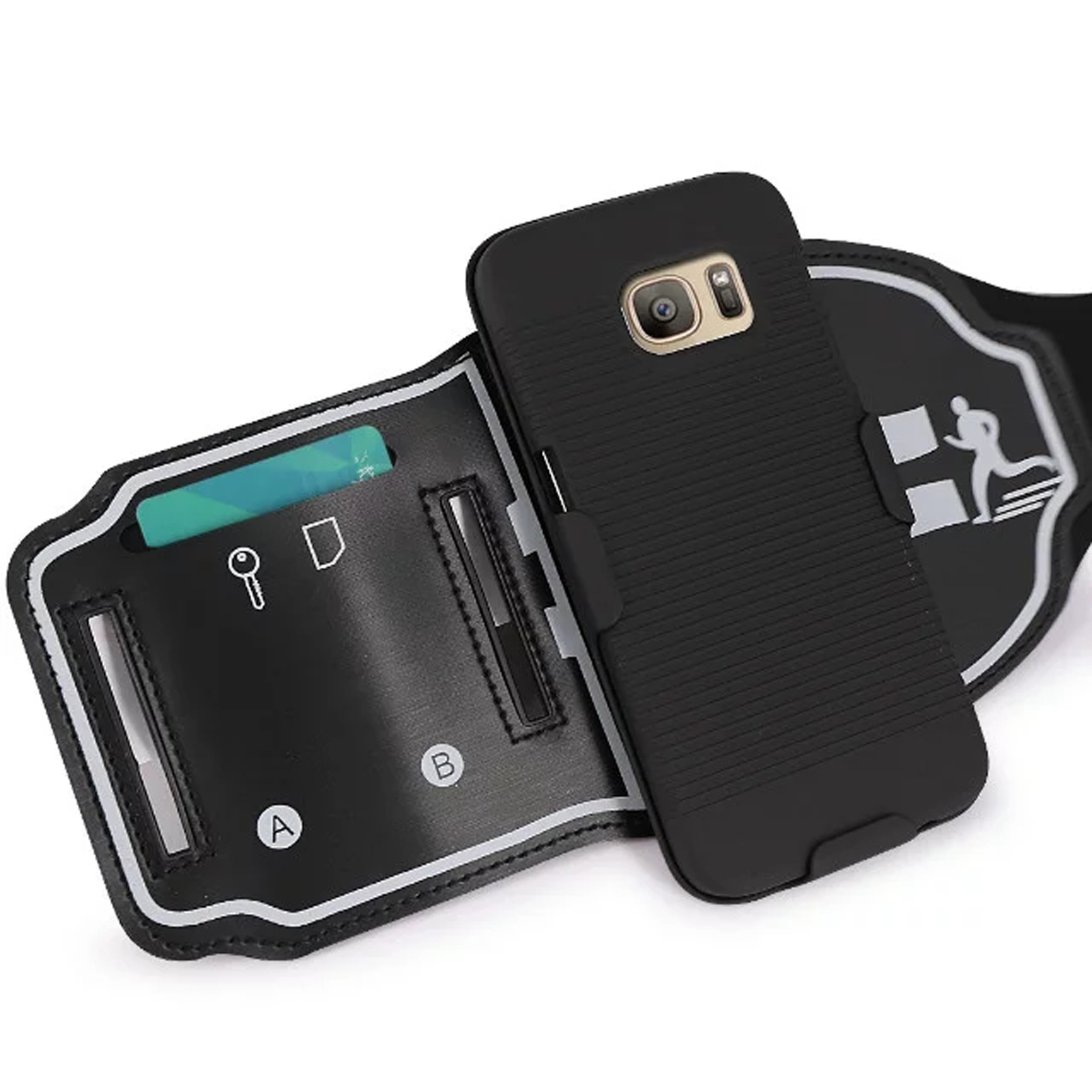 iphone running case sports running armband cover arm band for 12260