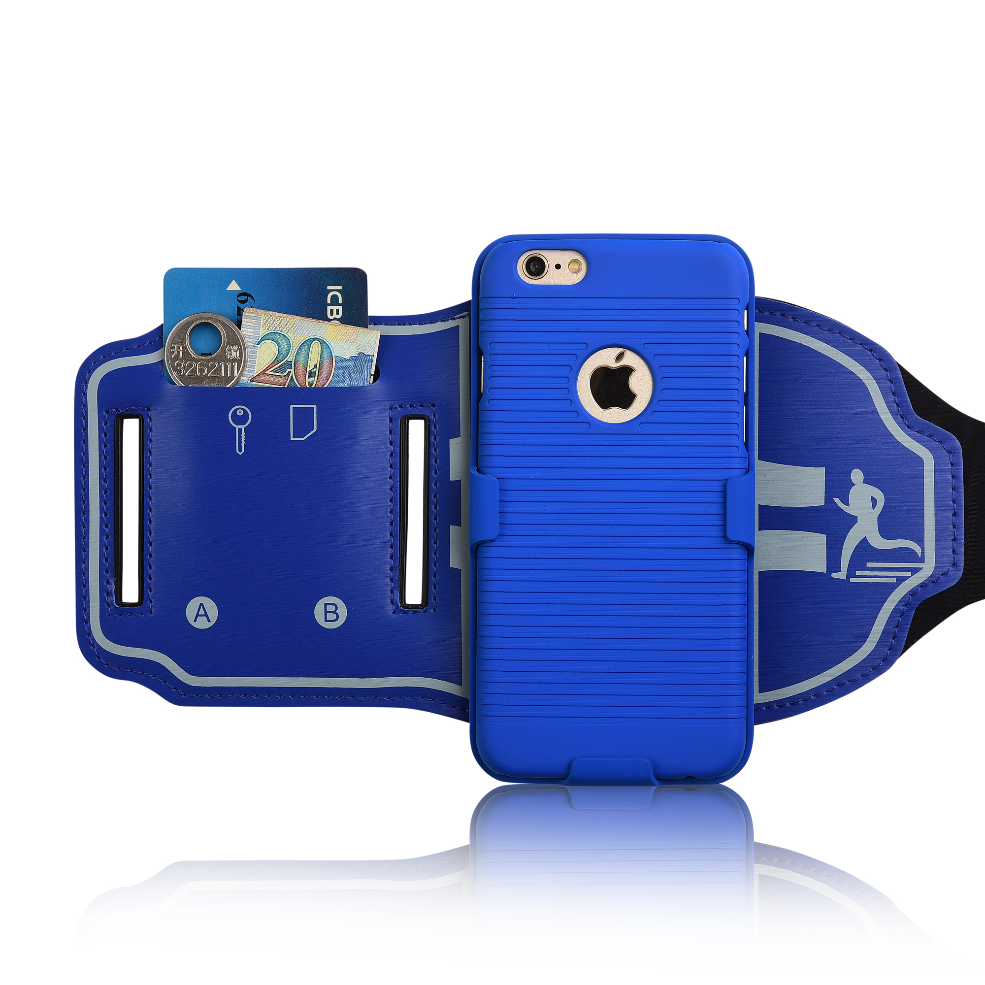 iphone running case sports armband premium running cover 12260