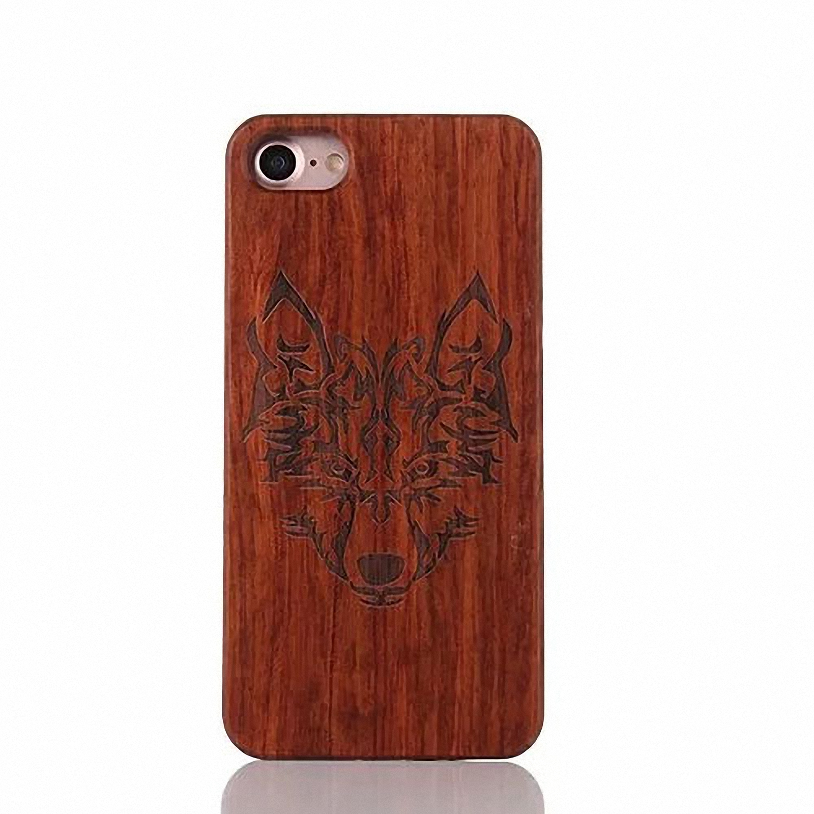 wood iphone cases carved wood wooden pattern pc back cover 13323