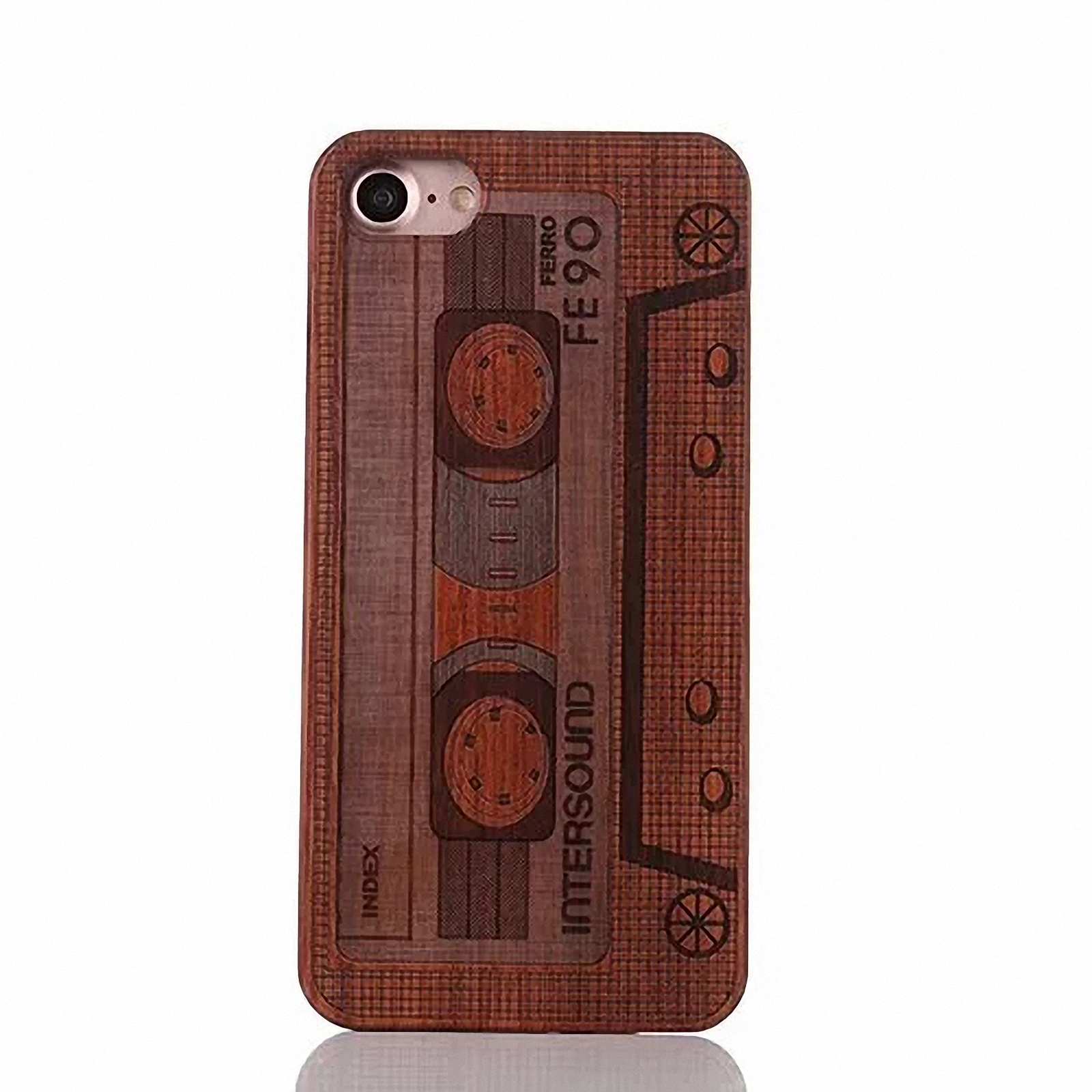 wooden iphone case carved wood wooden pattern pc back cover 7750