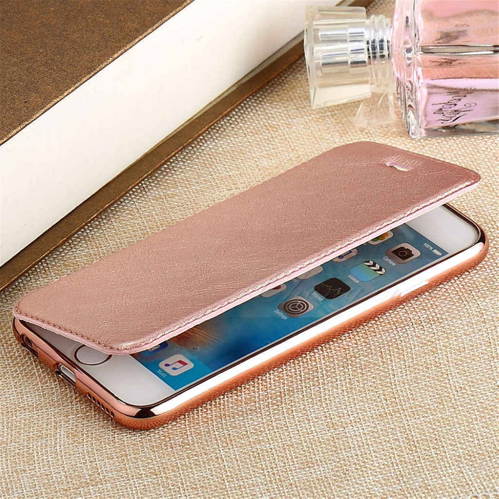 flip phone iphone case flip ultra thin tpu leather card slot cover shell for 14120