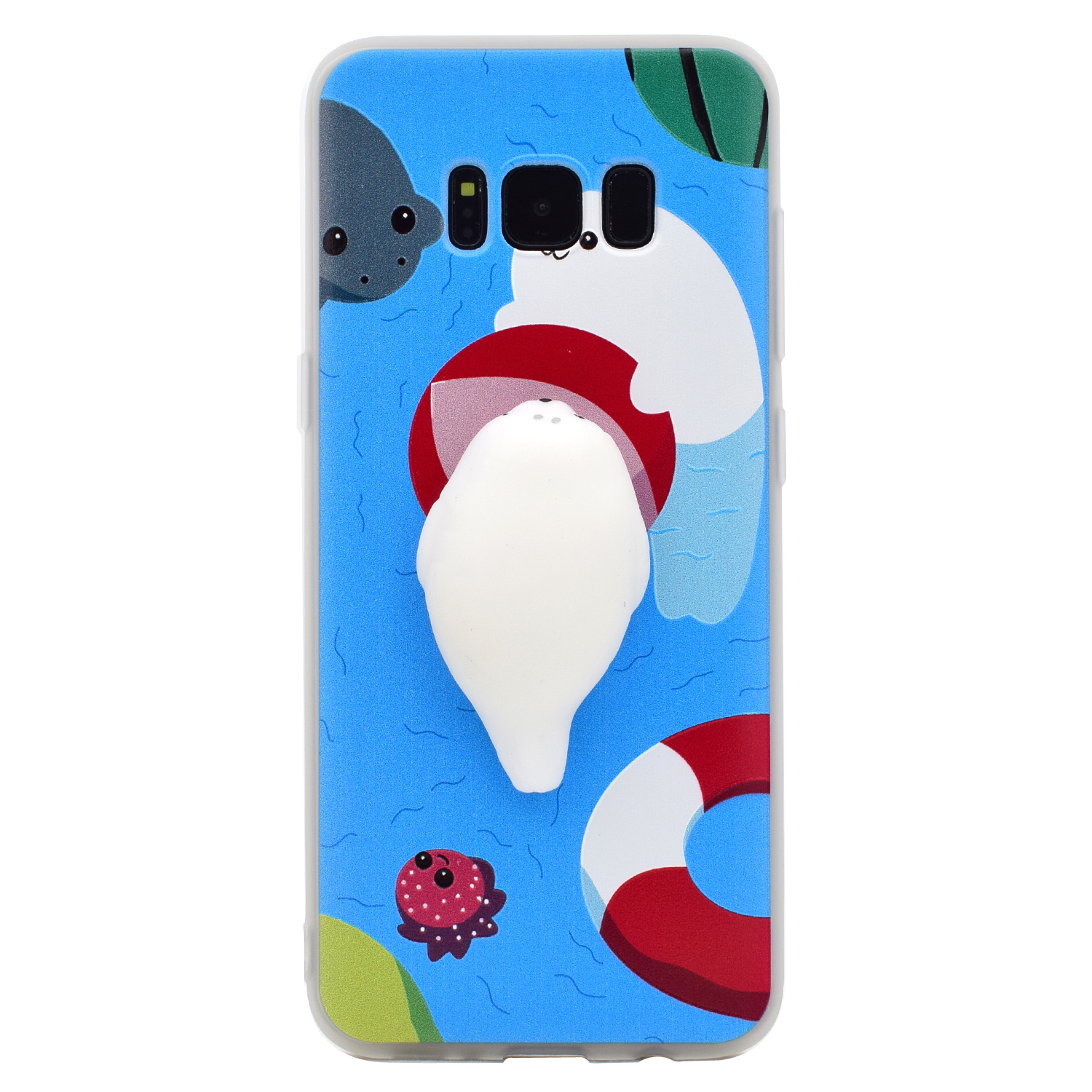 Squishy Soft Silicone Gel TPU Phone Case Cover For Samsung Galaxy Note 8/S8 Plus eBay