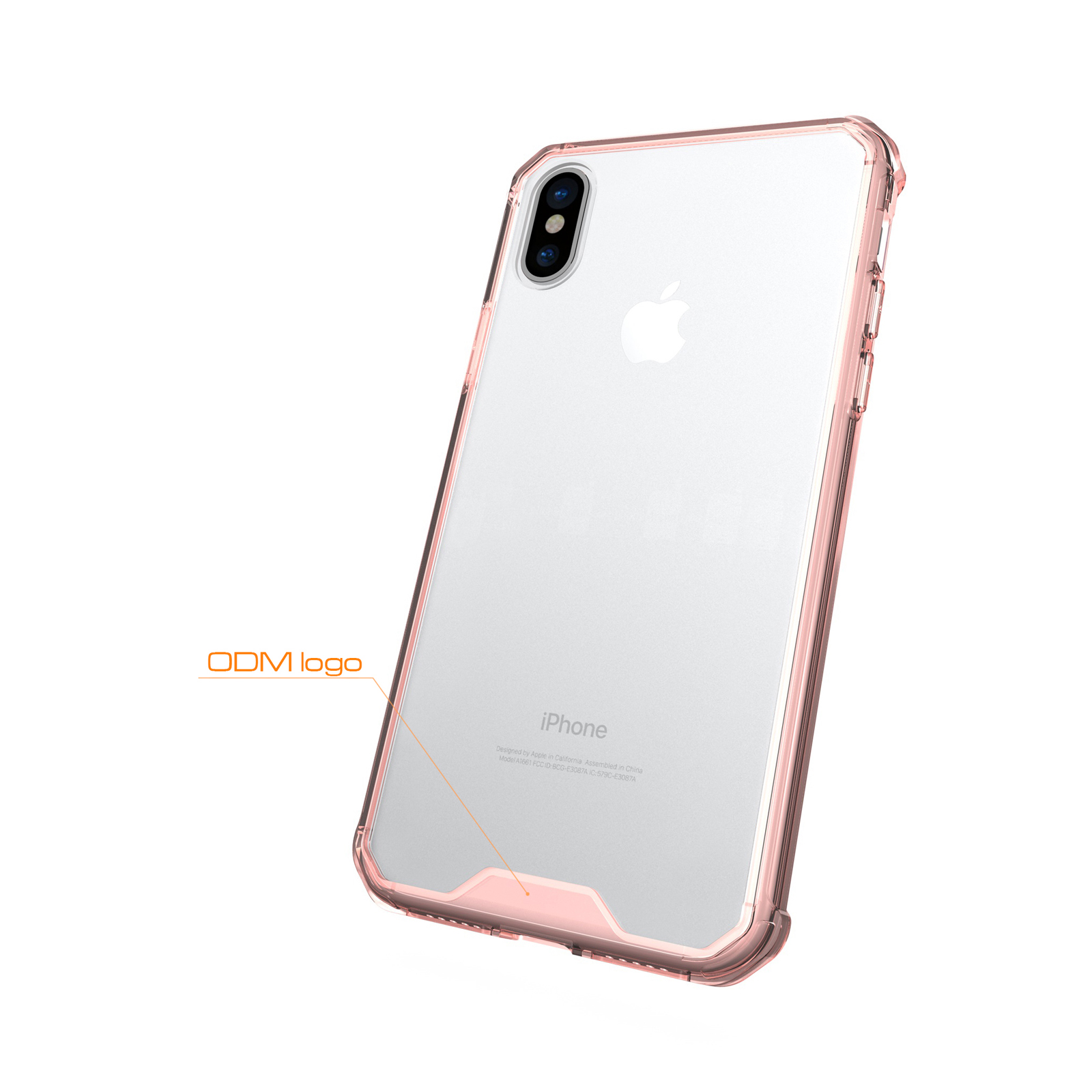 pink case iphone x