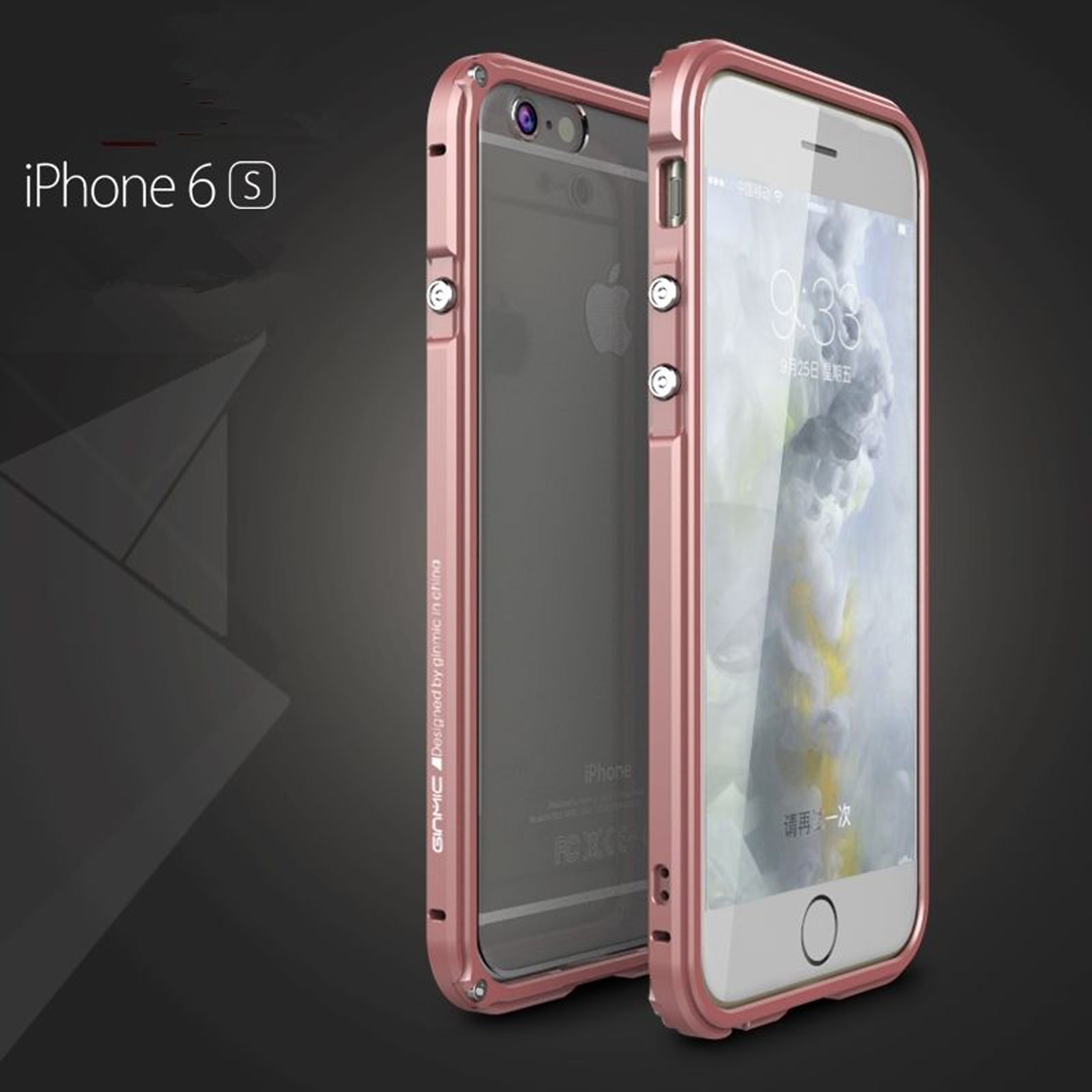custodia bumper iphone 6s